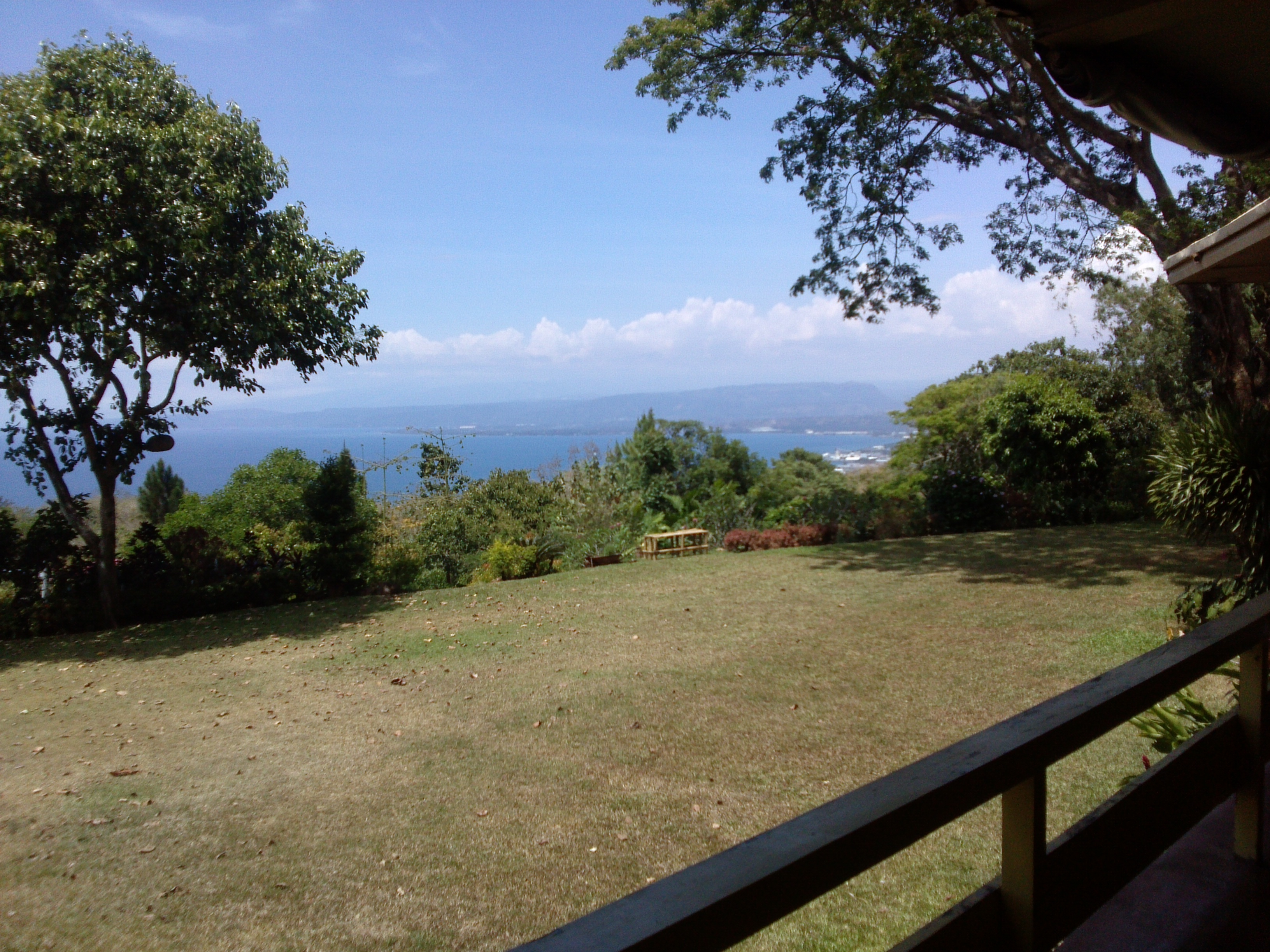 The Malasag House view