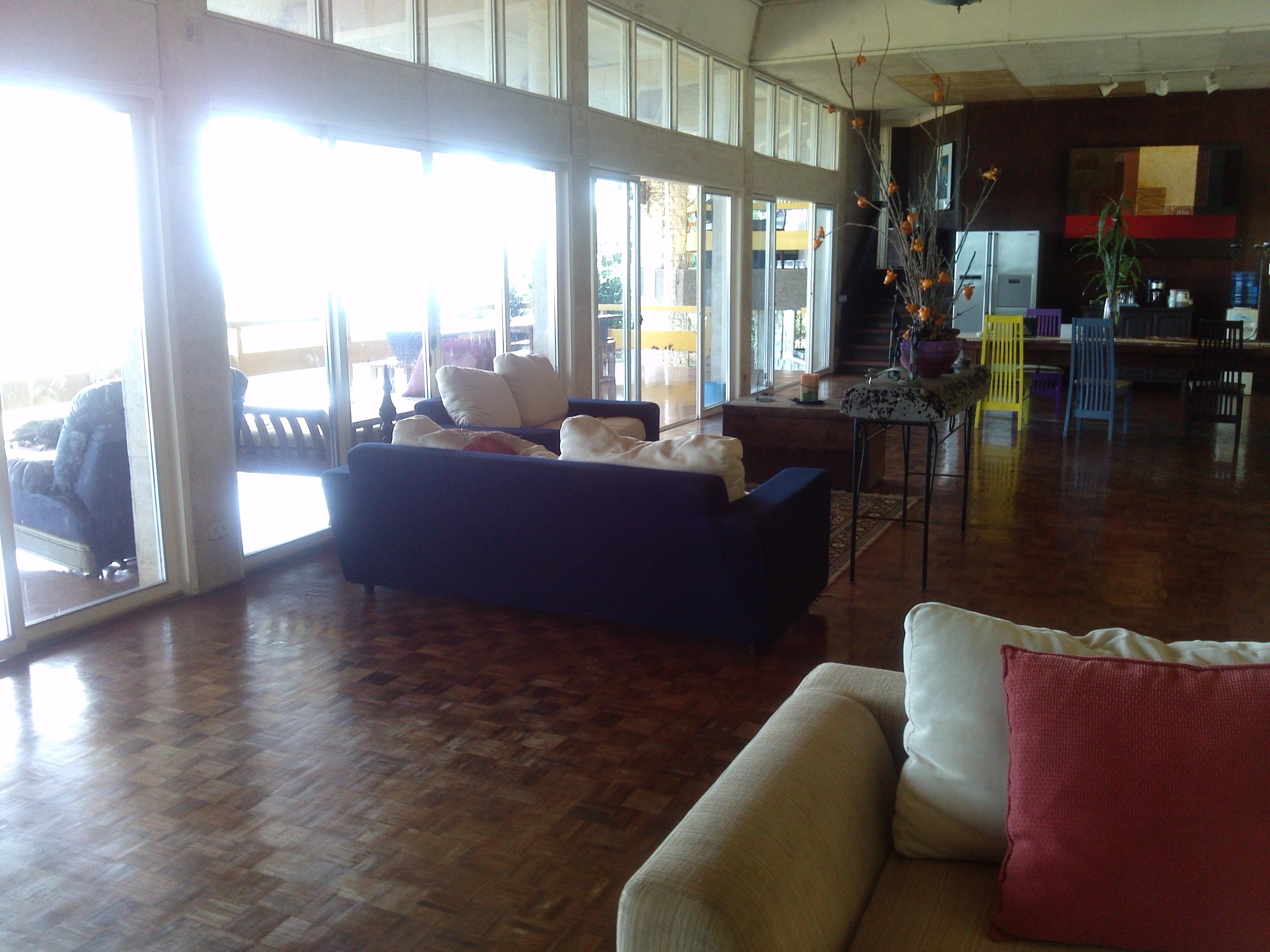 The Malasag House interior